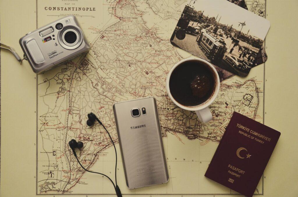 gadgets til ferie